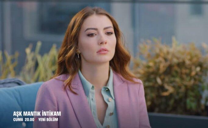 Aşk Mantık İntikam 13. bölüm full izle FOX TV HD yayın