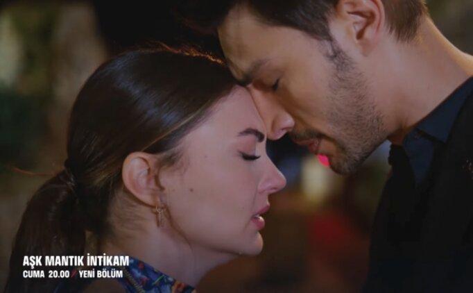 Aşk Mantık İntikam 14. bölüm full izle FOX TV HD yayın
