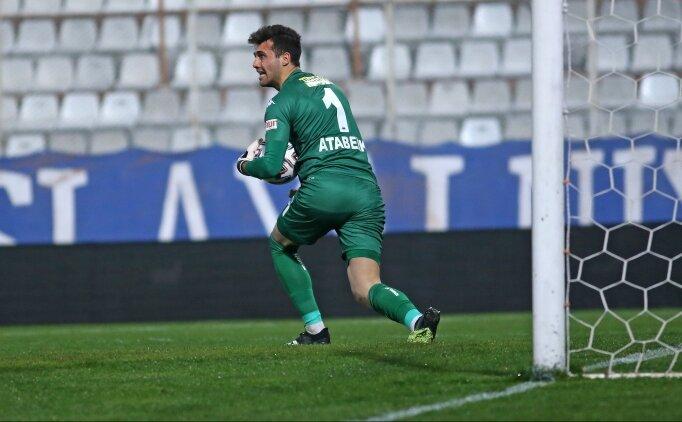 Bursaspor'dan Ataberk için Trabzonspor devrede