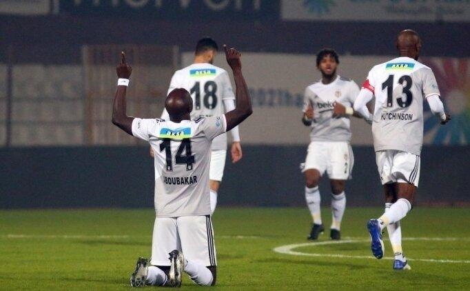 Aboubakar, Beşiktaş'tan 2.5 milyon euro istiyor