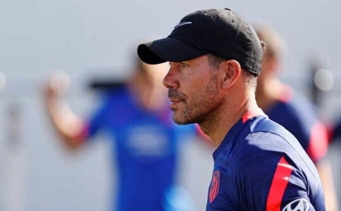 'Simeone ne kadar isterse takımın başında kalabilir'