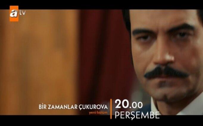 ATV Bir Zamanlar Çukurova özetsiz yeni bölüm izle (99. BÖLÜM)