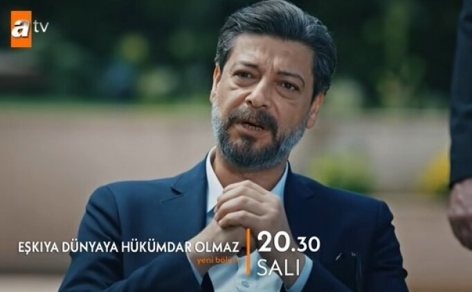 ATV HD izle Eşkıya Dünyaya Hükümdar Olmaz 193. bölüm Salı 4 Mayıs