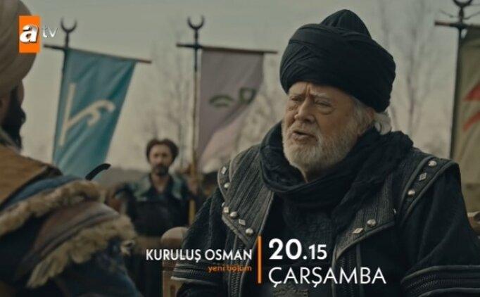 ATV Kuruluş Osman 55. bölüm youtube kesintisiz HD ATV yeni canlı yayın izle