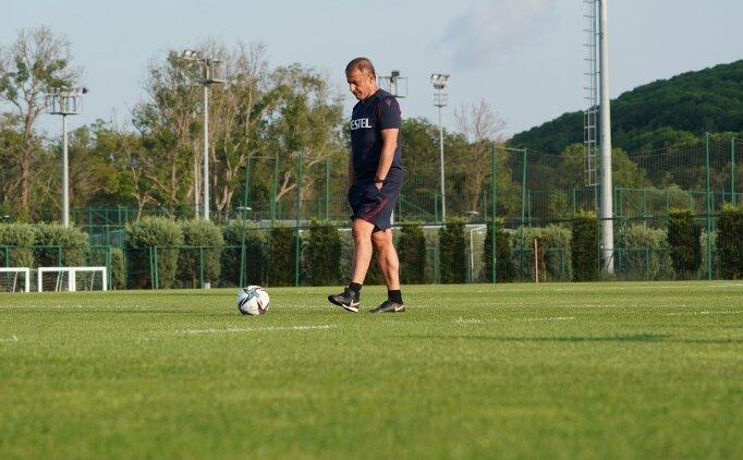 Abdullah Avcı'dan Trabzonspor'a yeni sistem