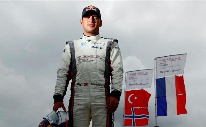 Ayhancan Güven Avusturya'da piste çıkacak