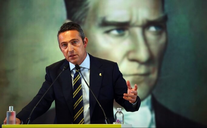 Ali Koç'tan TFF'ye aşı ve stat kapasitesi önerisi