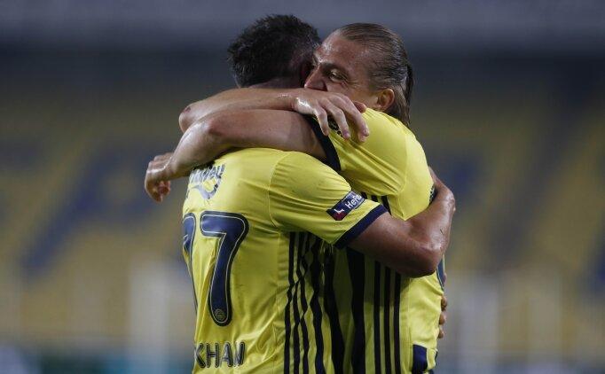 Fenerbahçe'de Gökhan ve Caner geri dönüyor