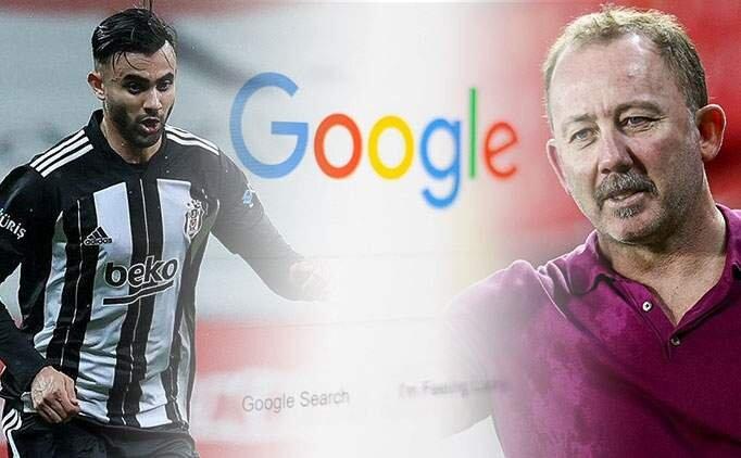 'Rachid Ghezzal, beni sormuş! Google'a bak anlarsın demişler'