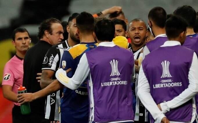 Boca Juniors kafilesinden 6 kişi serbest bırakıldı