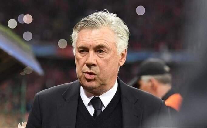 Real Madrid'in yeni teknik direktörü Ancelottti