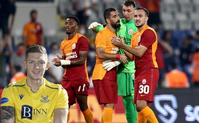 Gordon: 'Galatasaray Avrupa'nın en büyük kulüplerinden'