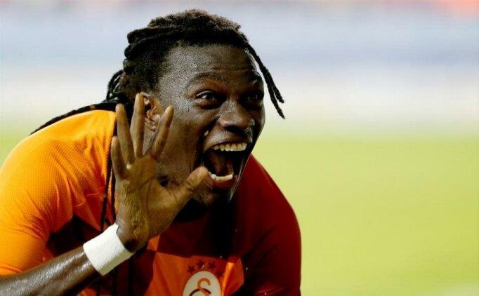 Gomis'ten Galatasaray'a başarı dileği