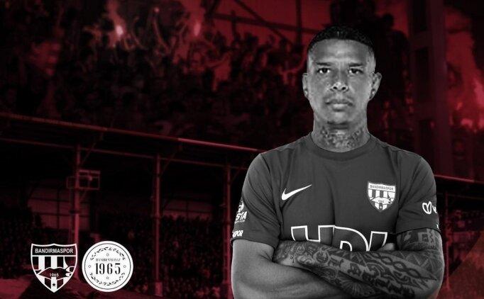 Bandırmaspor, Allyson Aires dos Santos'u transfer etti