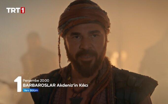 Barbaroslar Akdeniz'in Kılıcı 5. bölüm izle (BARBAROS DİZİSİ TRT)