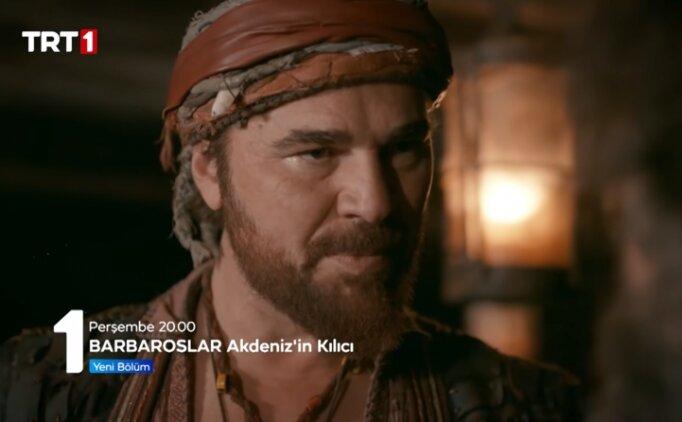 Barbaroslar Akdeniz'in Kılıcı (5. bölüm) izle TRT 1 HD tek parça kesintisiz izle son bölüm full youtube kesintisiz