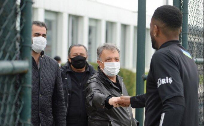 Beşiktaş Yönetimi, Sivas maçı öncesi harekete geçti!