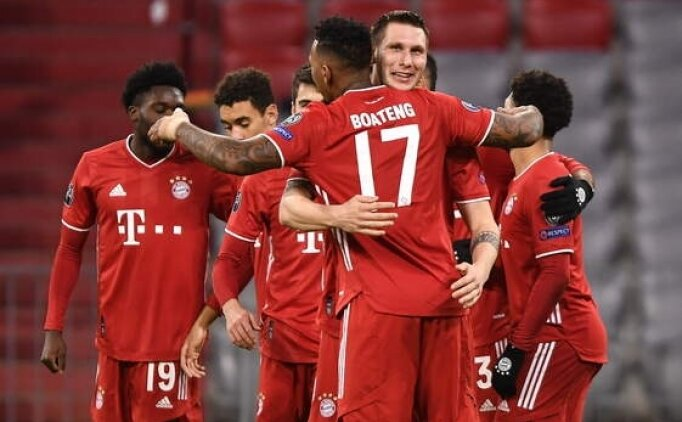 Lazio - Bayern Münih: Muhtemel 11