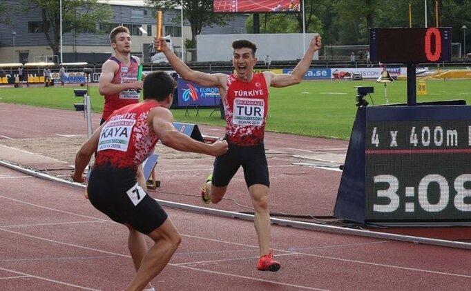 Atletizmde bayrak yarışmalarının heyecanı, 12-13 Haziran'da Erzurum'da yaşanacak