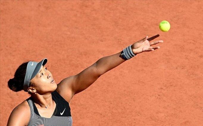 Naomi Osaka, Berlin'deki turnuvadan da çekildi