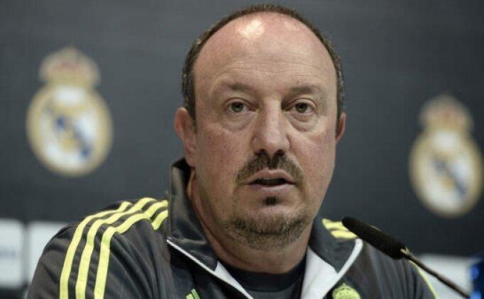 Rafael Benitez'e Everton talip oldu