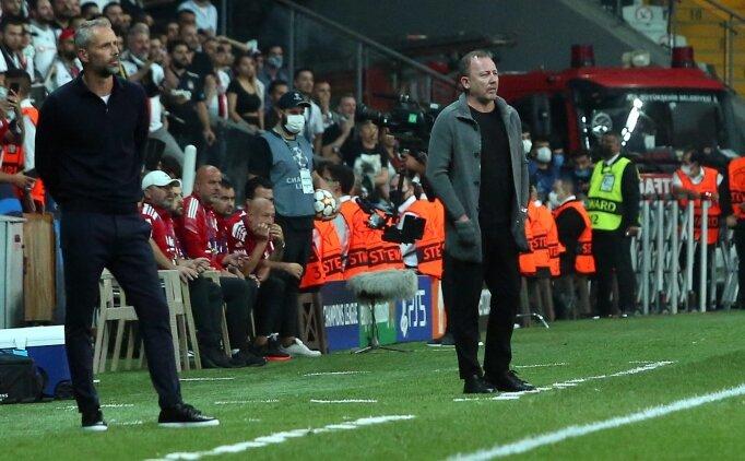 Sergen Yalçın: 'Dortmund'u defansif bulduk'