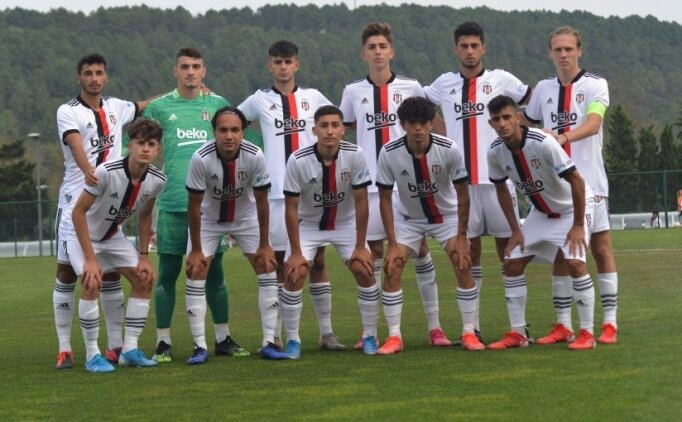 Beşiktaş U19 takımı Dortmund'a 3-2 kaybetti