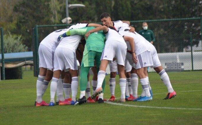 Beşiktaş U19 Takımı, Ajax'a 3-1 mağlup oldu