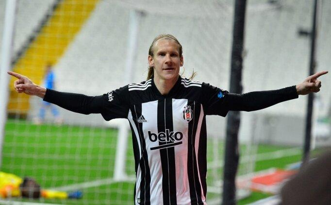 Domagoj Vida ve Beşiktaş'tan Parma'ya ret!
