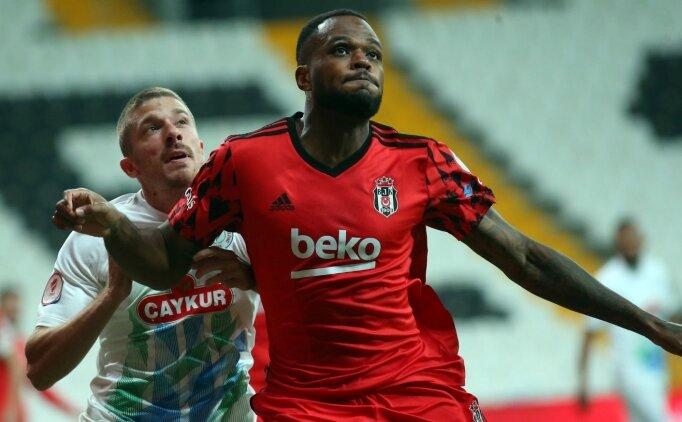 Beşiktaş'ta Cyle Larin tarihe geçti