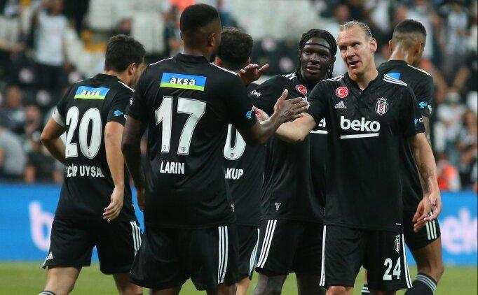 Beşiktaş'tan 250 milyon TL'lik anlaşma kapıda