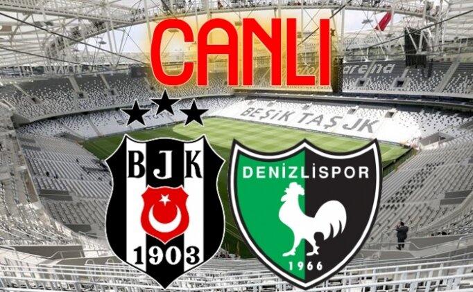 Beşiktaş Denizlispor maçı İZLE (bein sports izle linki)