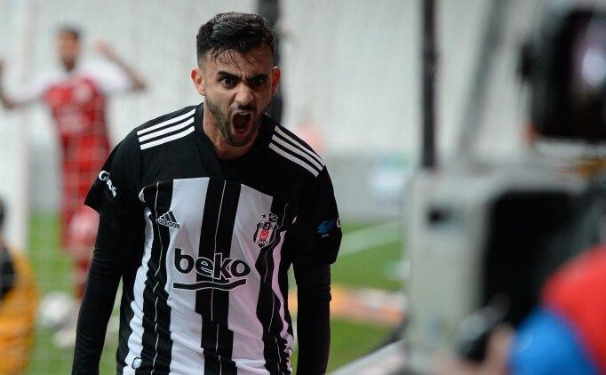 Beşiktaş'ta ilk hedef Rachid Ghezzal