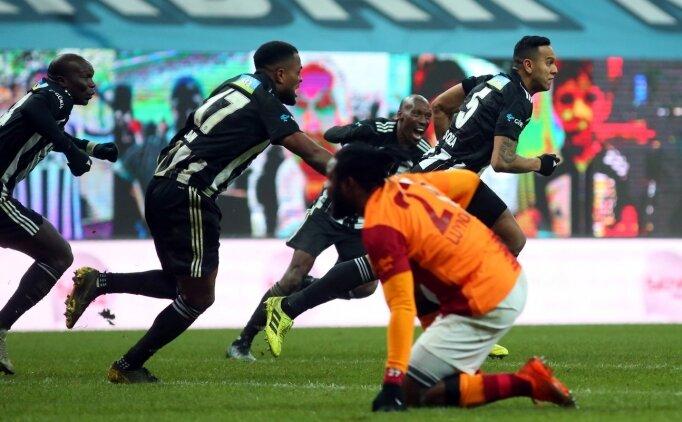 Galatasaray-Beşiktaş derbisinde rekor kıranlar!