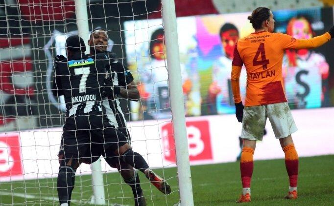 Beşiktaş gol çeşitliliğinde Galatasaray'a üstün