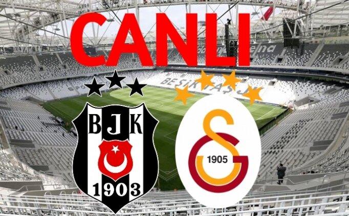 Beşiktaş Galatasaray maçı canlı şifresiz izle (beİN Sports izle)