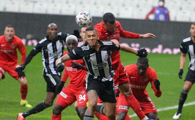 Gaziantep FK'nın deplasmanda kazanamama serisi 7 maça çıktı