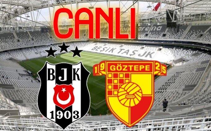 Beşiktaş Göztepe maçı canlı izle (beİN Sports izle)