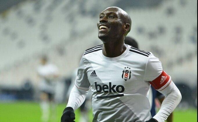 Beşiktaş'ın en çalışkanı da Atiba!