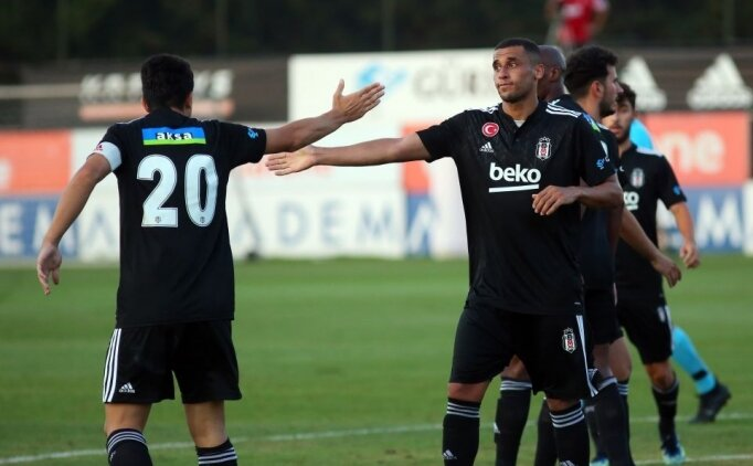 Beşiktaş, ilk maçını kazandı