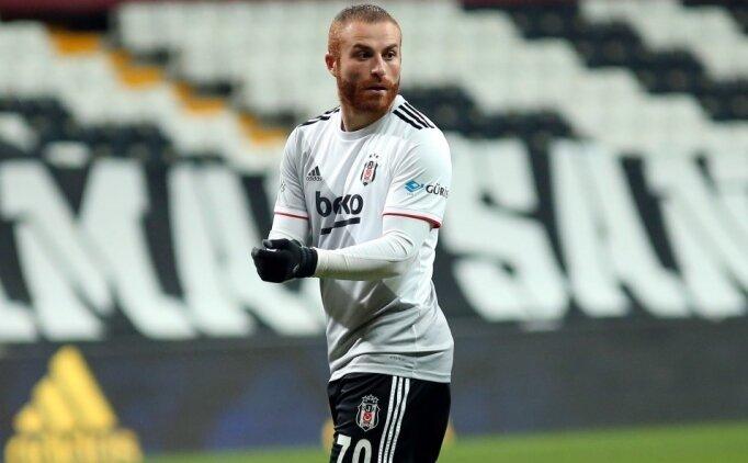 Gökhan Töre, Beşiktaş'ta geleceğini zora soktu