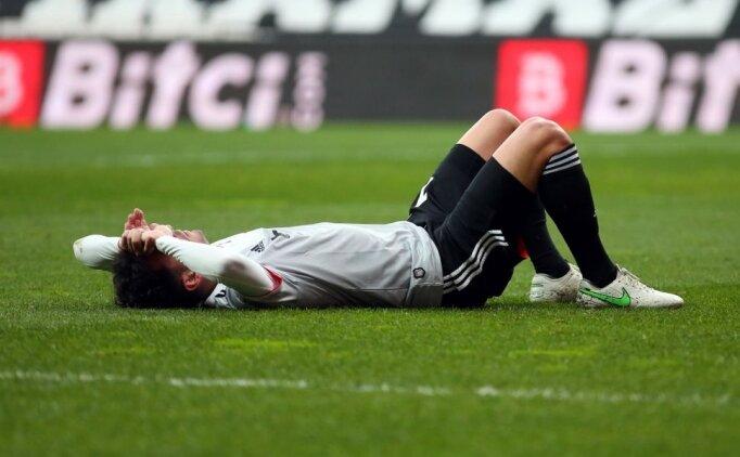 Beşiktaş, 90+3'te penaltıyla kayıp yaşadı!