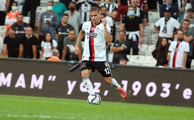 Beşiktaş'ta Can Bozdoğan'ın ilk maç performansı