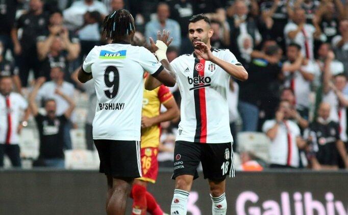 Beşiktaş'ta geniş kadro avantajı: Kulübe ve tribünde yıldızlar