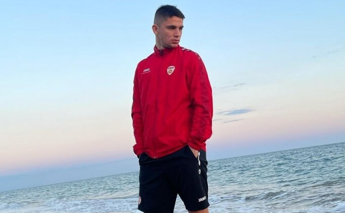 Beşiktaş 16 yaşındaki Besar Gudjufi'yi transfer etti
