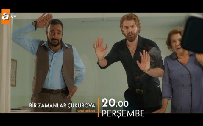 Bir Zamanlar Çukurova (YENİ BÖLÜM) ATV izle yeni bölüm kesintisiz full yayın link