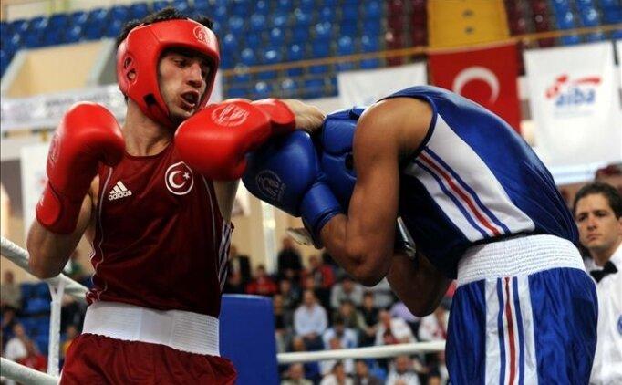 Olimpik Erkek Boks Milli Takımı'nda hedef olimpiyatlarda madalya kazanmak