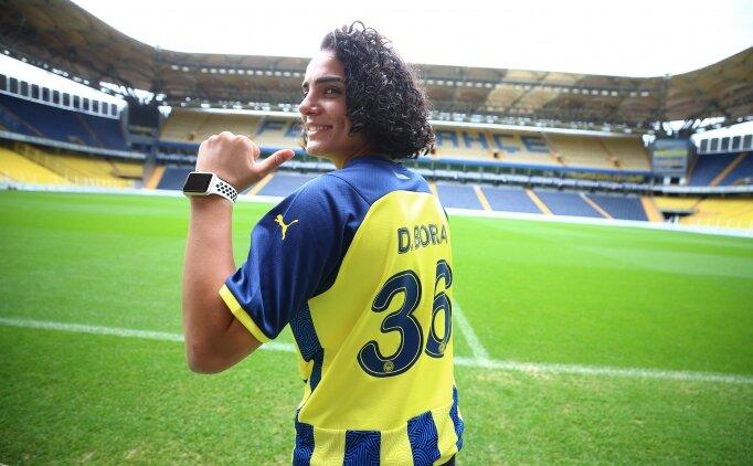 Fenerbahçe Kadın Futbol Takımı, Dilan Bora'yı transfer etti