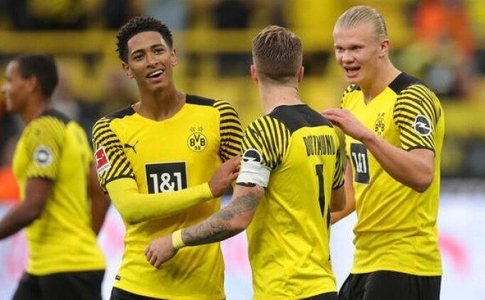 Monchengladbach - Dortmund maçı canlı olarak Tuttur'da