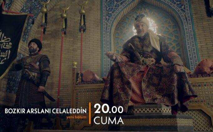 Bozkır Arslanı Celaleddin ATV HD izle full 4. bölüm 11 Haziran 2021 Cuma